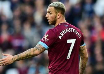 Chelsea and Everton among Arnautovic suitors, claims agent