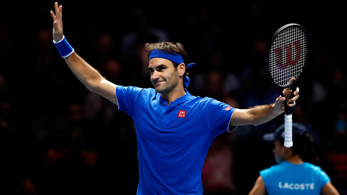 Federer plays down preferential treatment talk