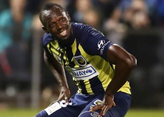 Bolt may give up on football career despite
