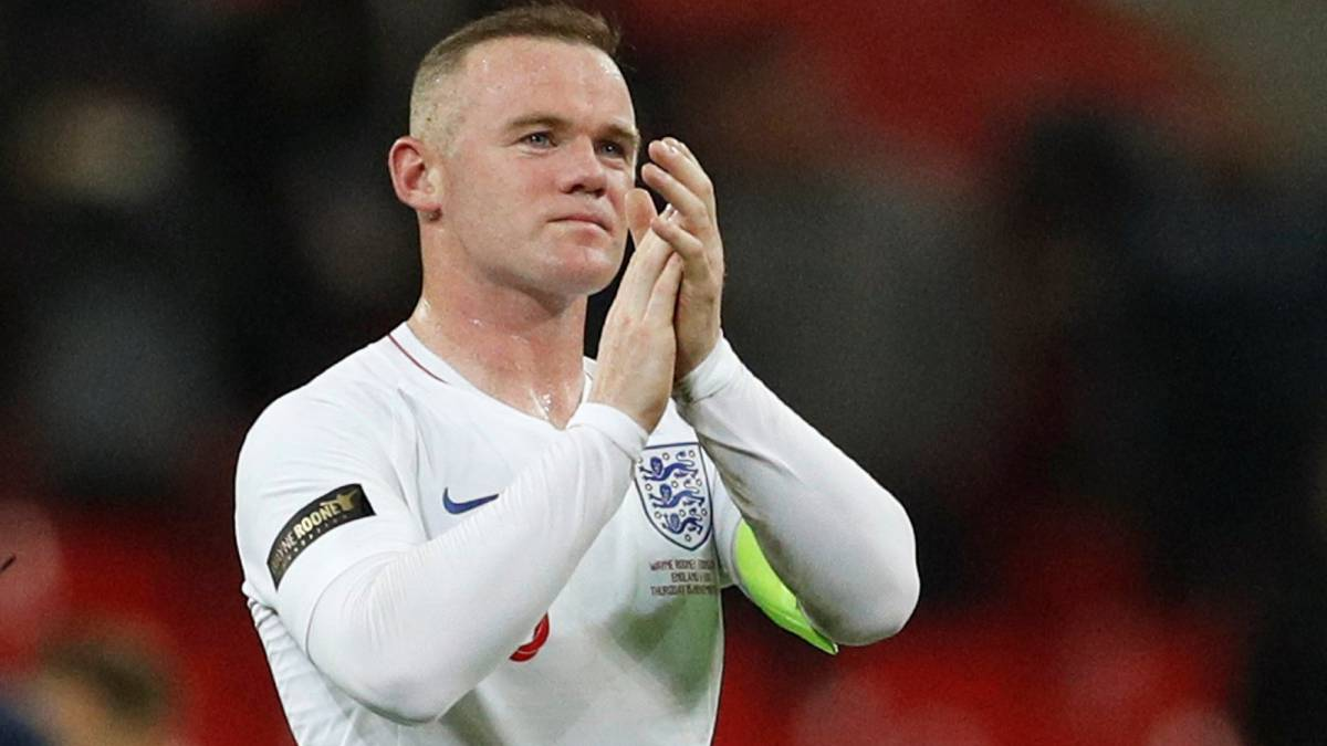 England see off USA in Rooney's international farewell