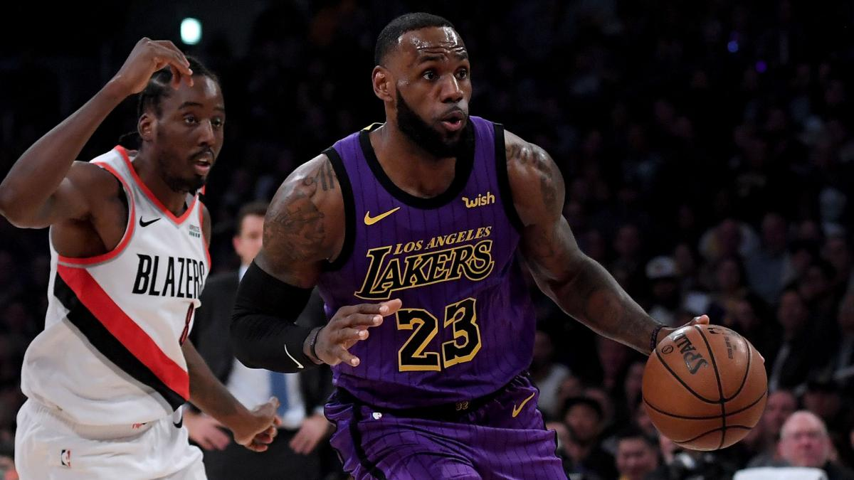 LeBron passes Chamberlain for fifth on all-time scoring list