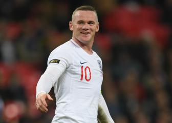 Rooney gave England squad a lesson in humility - Southgate