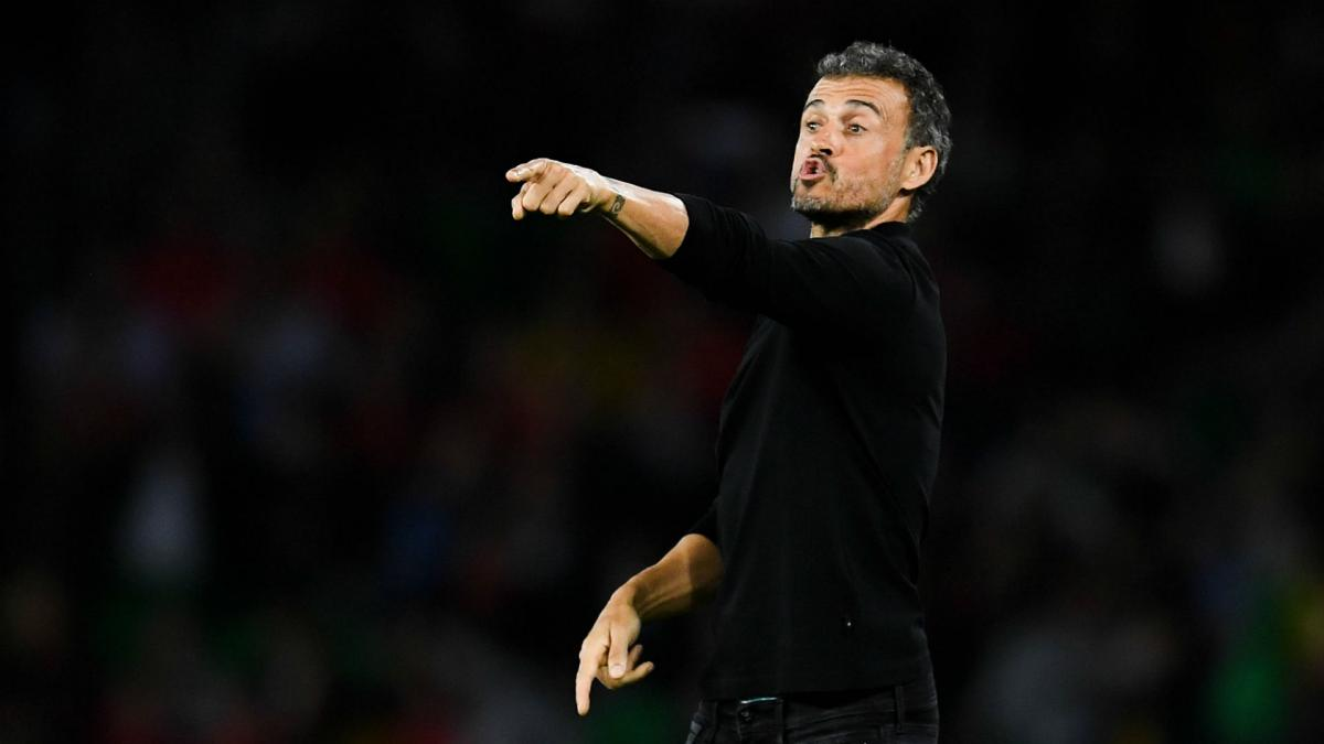 We still have a chance - Luis Enrique not giving up hope after Spain defeat