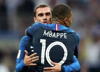 No rivalry between Mbappé and Griezmann – Deschamps