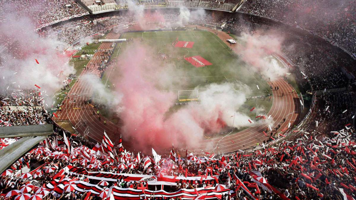 River-Boca return leg at the Monumental already sold-out