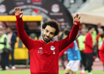 Salah gives Egypt last-gasp win