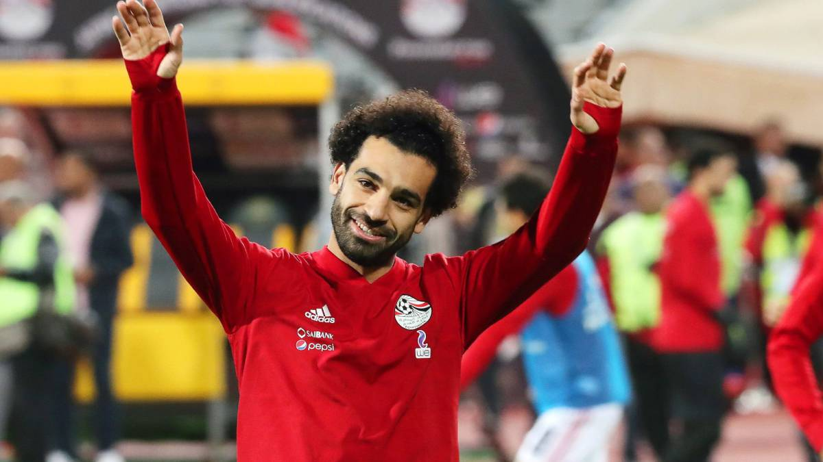 Salah gives Egypt last-gasp win over Tunisia in CAN qualifying
