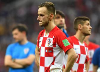 Don't talk to me about VAR: Rakitic not over World Cup final loss