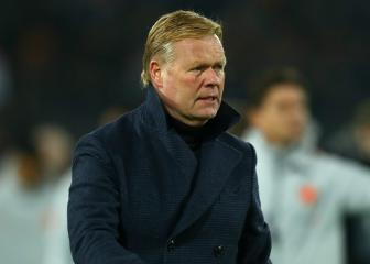 Ronald Koeman surprised by dominant Netherlands