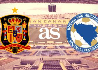 Spain - Bosnia-Herzegovina: how and where to watch