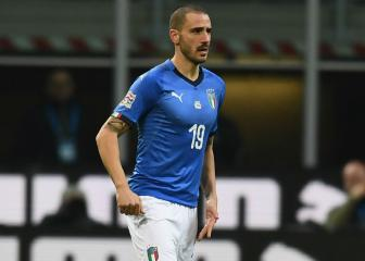 There are always imbeciles – Bonucci hits back at fans