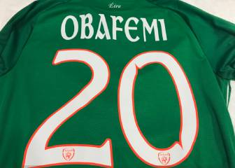 Saint Obafemi commits to Republic of Ireland