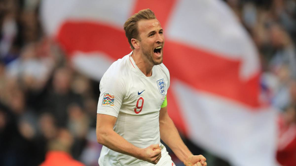 England - Croatia: match report as Harry Kane seals England win