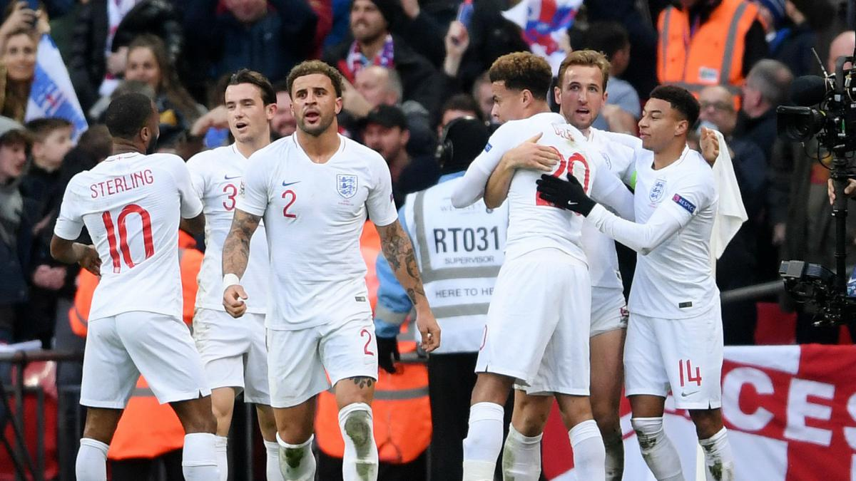 England's resilience delights Kane as Three Lions secure Nations League Finals spot