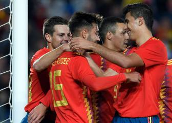 Brais Mendez debut goal enough as Spain see off Bosnia