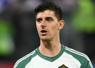 Courtois: Belgium thought Nations League job was done