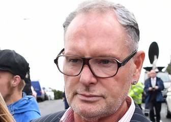 Former England star Paul Gascoigne charged with sexual assault