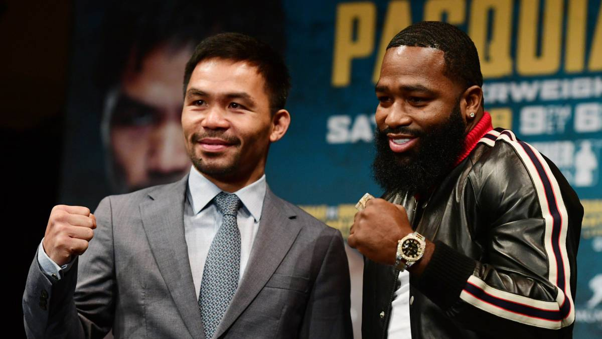 Pacquiao vs. Broner officially announced for January
