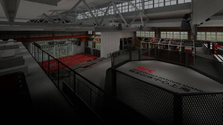 UFC plans to open world's largest MMA training facility in Shanghai
