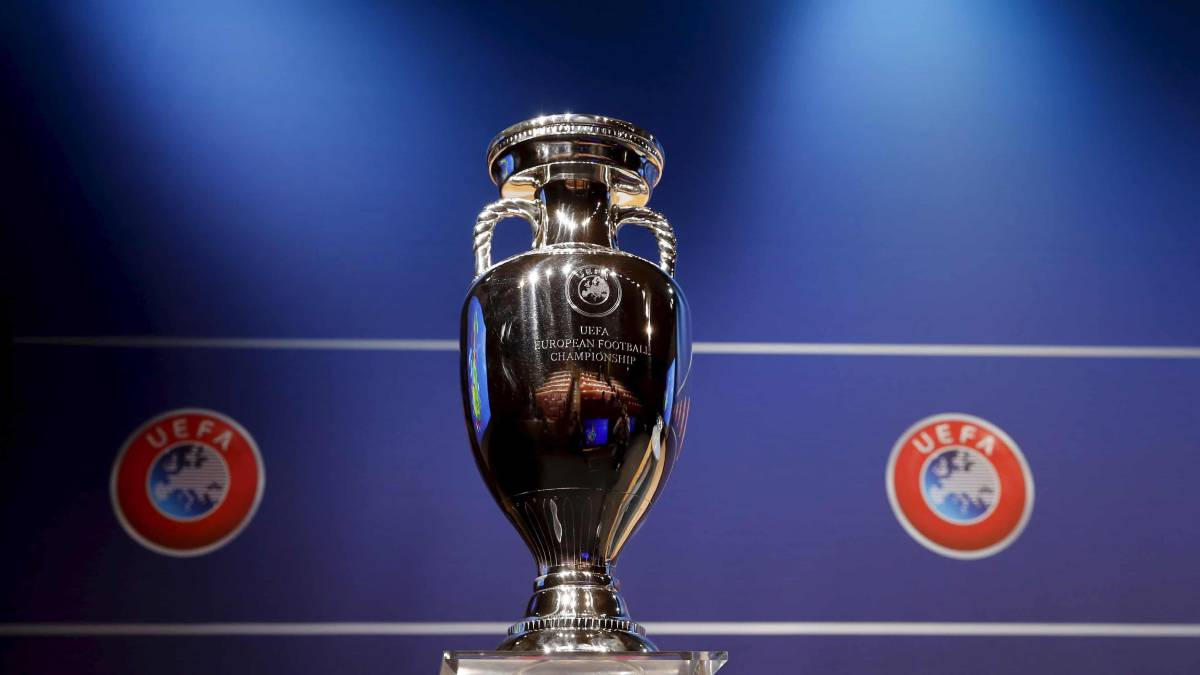 Composition of pots ahead of Euro 2020 draw confirmed