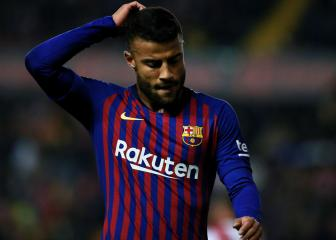 Rafinha wants out of Barça due to Valverde's 'crazy' decisions