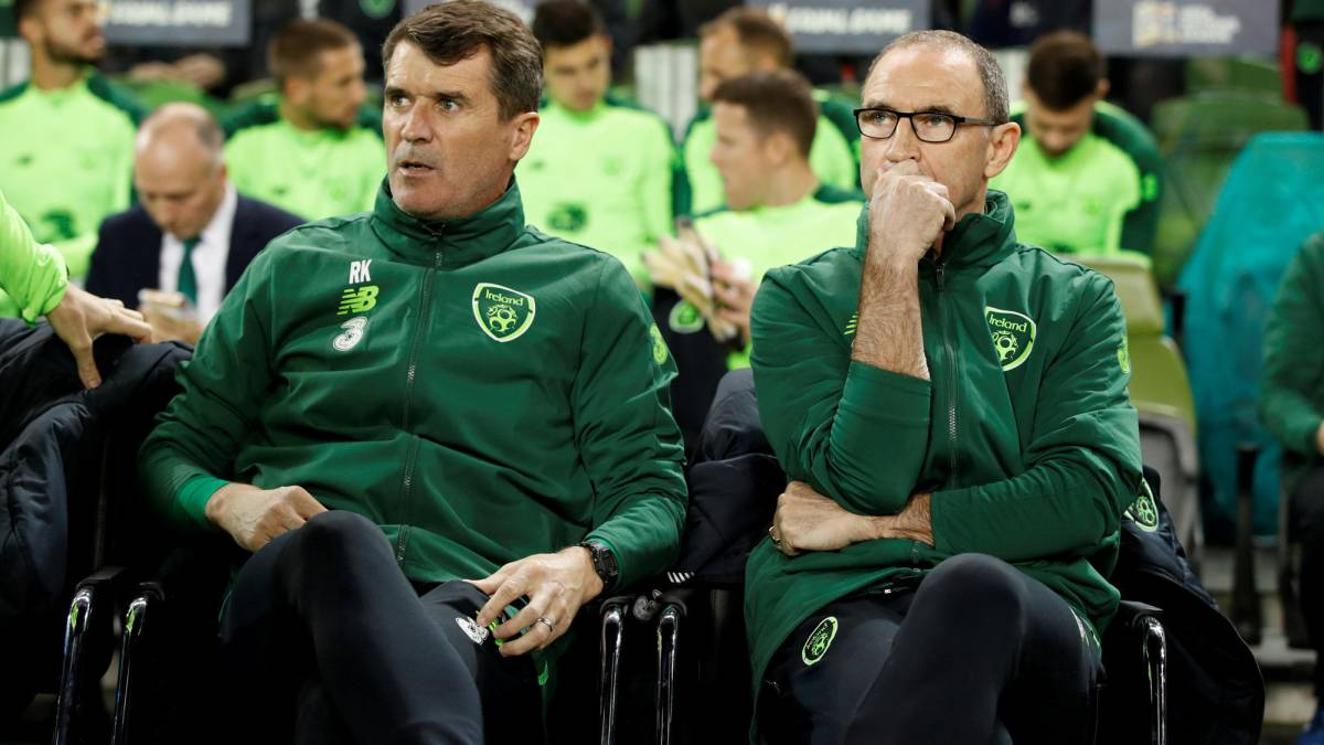 Ireland: O'Neill and Keane leave after Nations League relegation