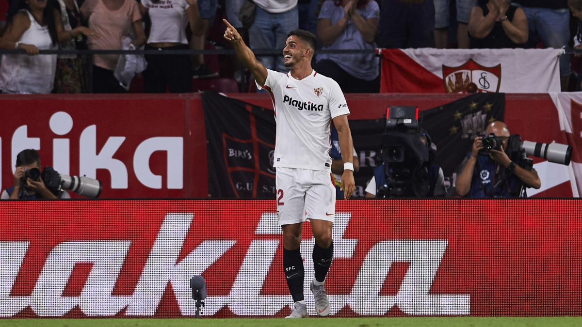 Sevilla declare intention to sign Andre Silva permanently from AC Milan