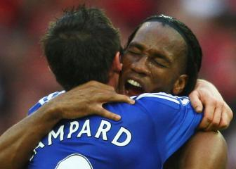 Lampard pays tribute to retiring