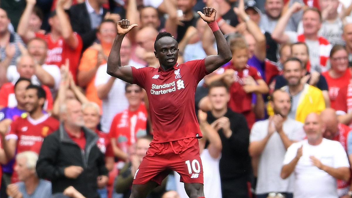 Mane signs long-term Liverpool contract