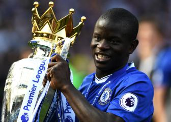 Kanté signs new, five-year Chelsea deal
