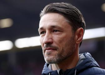 Kovac eyes small steps as Bayern receive fitness boost