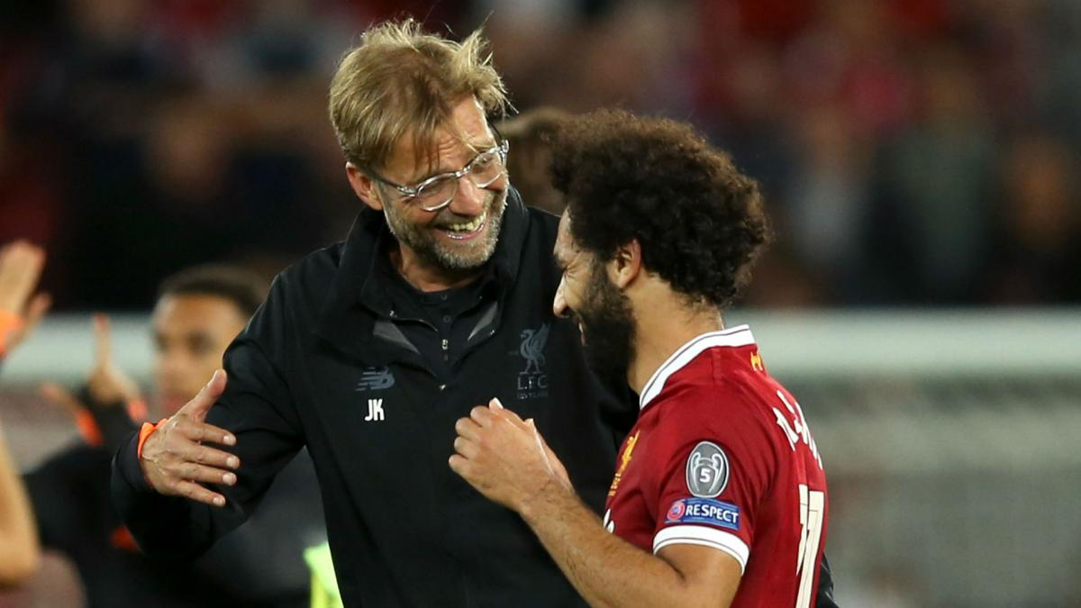 Klopp dismissive of Aguirre's comments on Salah leaving Liverpool