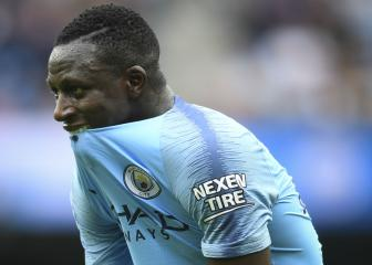 Knee injury sidelines City's Mendy for three months