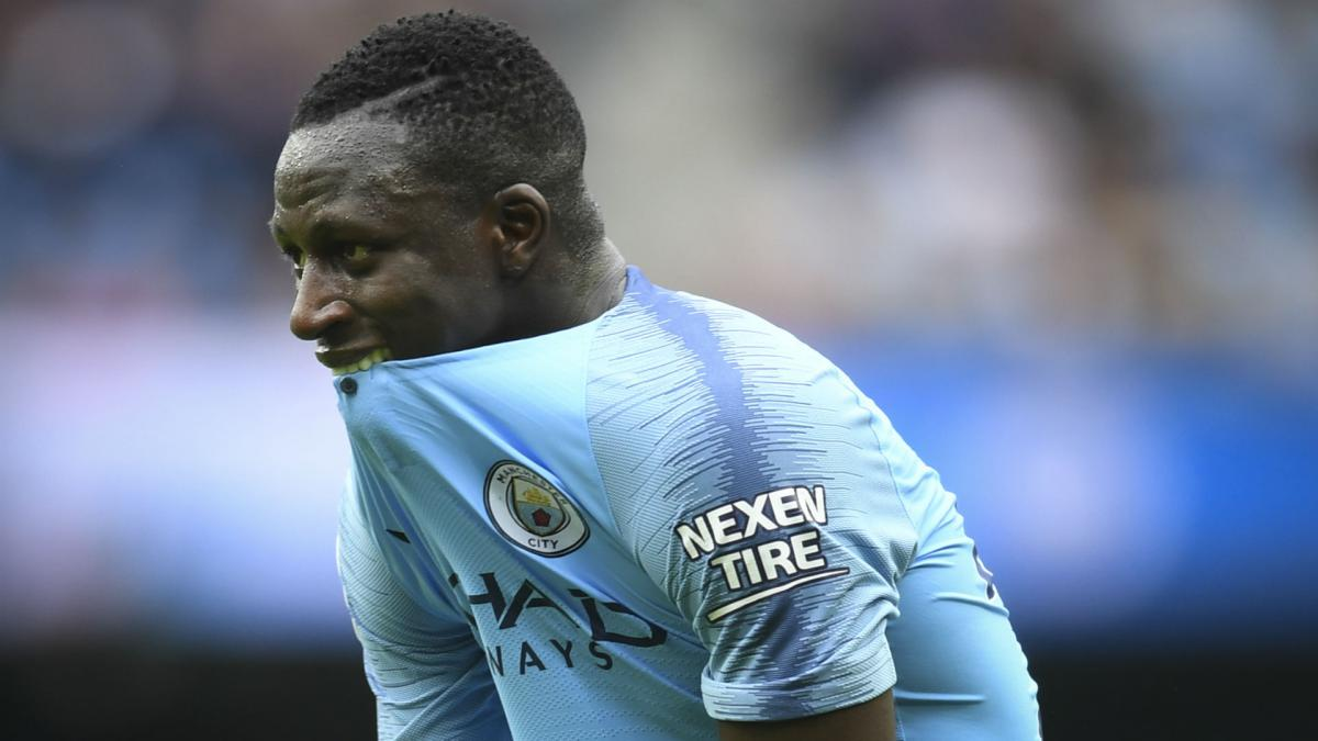 BREAKING NEWS: Knee injury sidelines Manchester City's Mendy for three months
