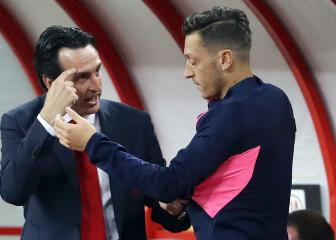Emery pushing Özil for greater consistency