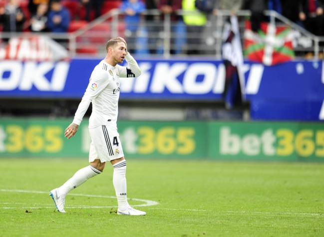 Accusations on all fronts | Ramos in Eibar