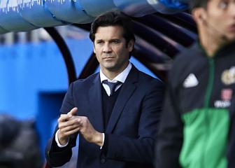 Solari not looking for 'people to blame' after Madrid defeat