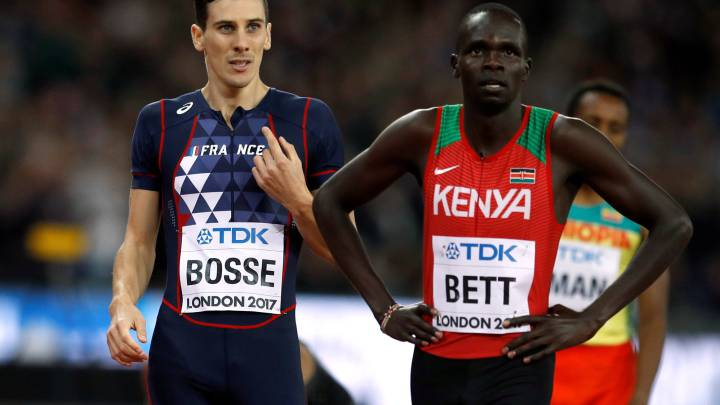 Kenyan world 800m bronze medallist Kipyegon Bett gets four-year doping ban