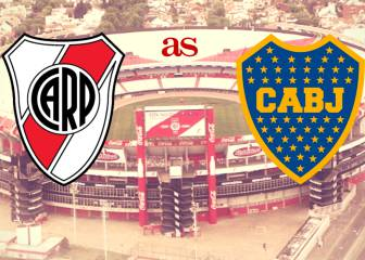 River vs Boca: how & where to watch rearranged second leg