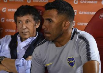 River can do what they want – Tévez furious with officials