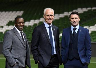 Mick McCarthy re-appointed as Republic of Ireland coach