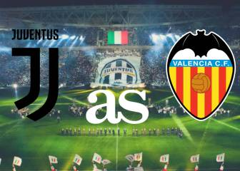 Juventus vs Valencia: how and where to watch