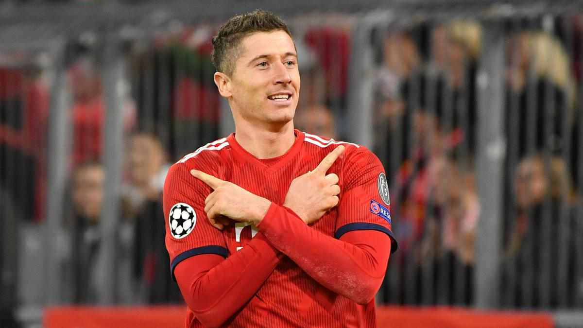 Lewandowski chases milestone goal - Champions League in Opta numbers