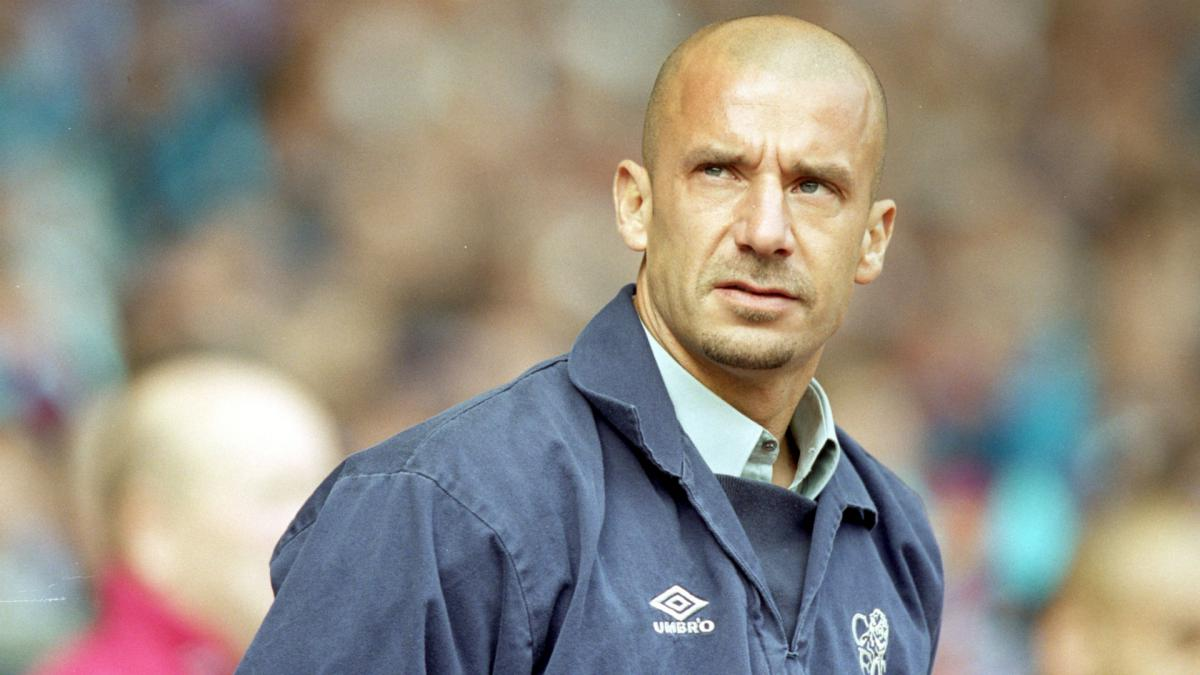 Gianluca Vialli reveals cancer treatment