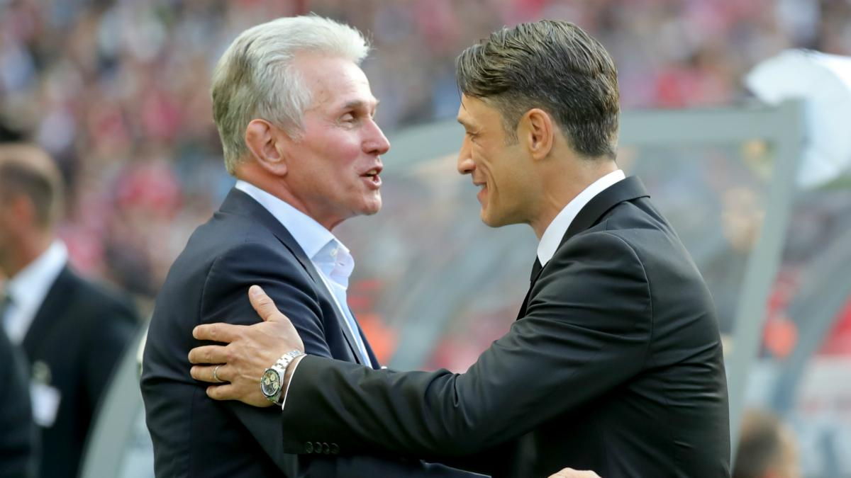 Heynckes: Kovac has a mountain of problems piling up