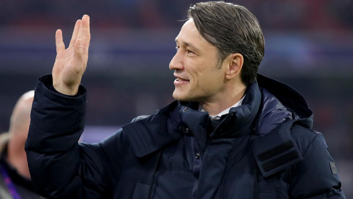 Bayern haven't considered replacing Kovac – Salihamidzic