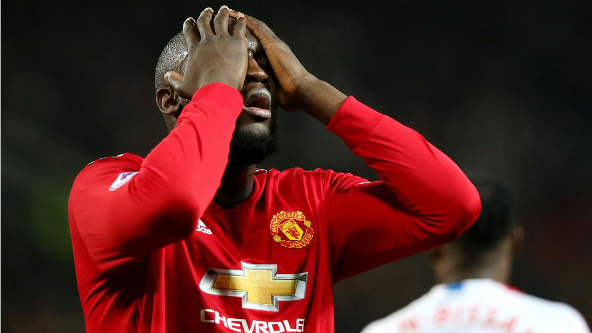 Hell yeah I'm angry - Lukaku responds to being dropped by Mourinho