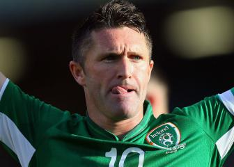 Robbie Keane retires from football