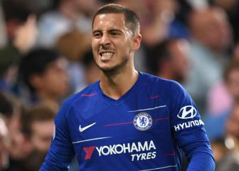 Sarri concerned about Hazard who will sit out PAOK clash
