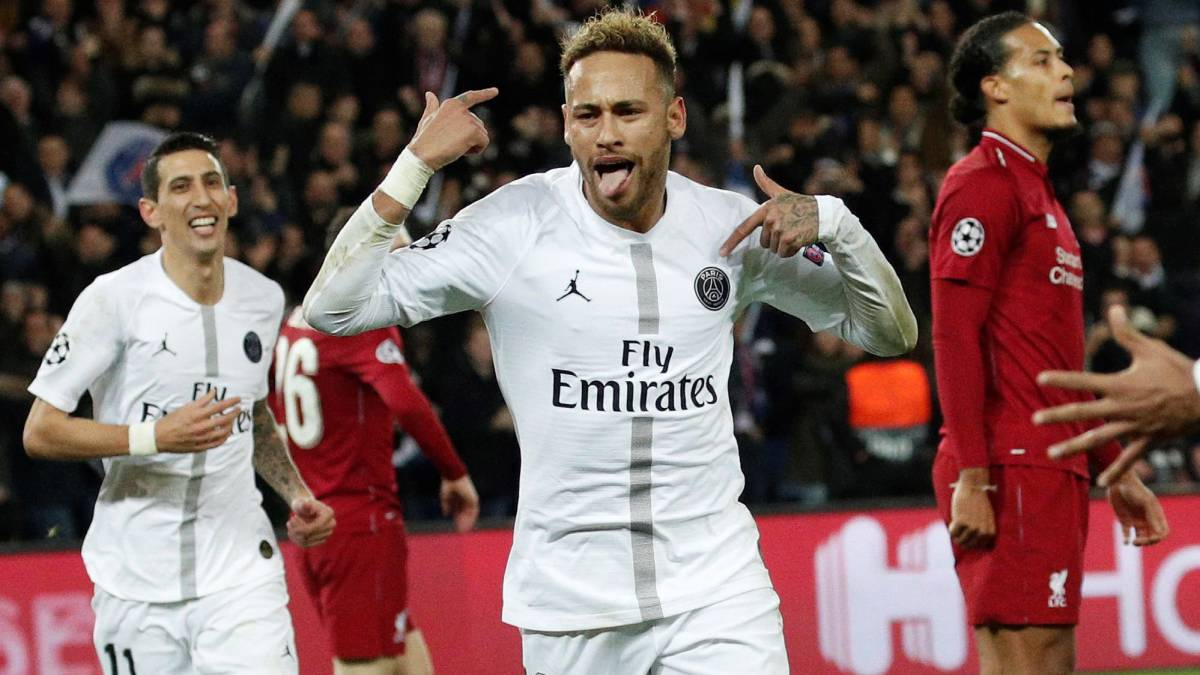 PSG-Liverpool: Dominant first half display enough for PSG